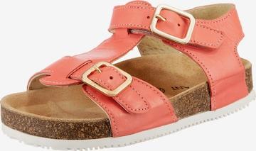 EN FANT Sandale 'Buckles' in Pink