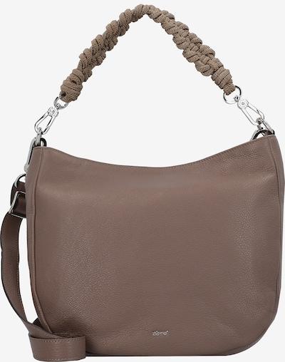 ABRO Handtasche 'Lota' in taupe, Produktansicht