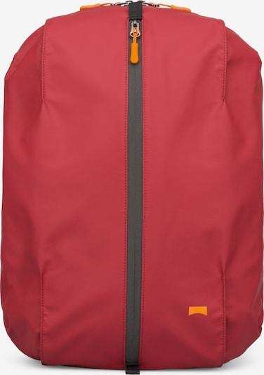 CAMPER Sac à dos 'Aku' en rouge, Vue avec produit