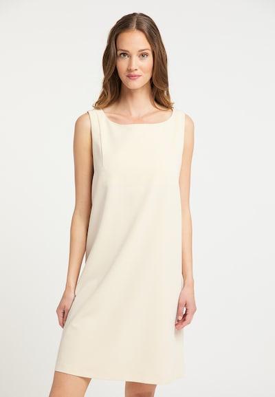 usha WHITE LABEL Sommerkleid in beige, Modelansicht