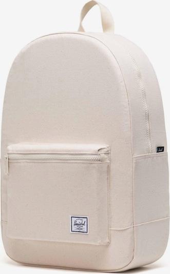 Herschel Rugzak in de kleur Crème / Natuurwit, Productweergave