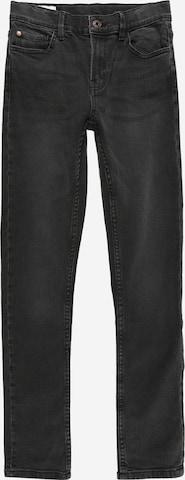 Pepe Jeans Teksapüksid 'TEO', värv must