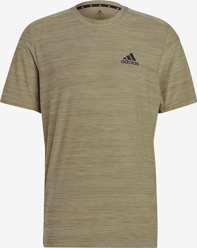 ADIDAS PERFORMANCE Functioneel shirt in de kleur Olijfgroen, Productweergave