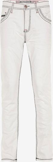CIPO & BAXX Jeans 'Ivor' in weiß, Produktansicht