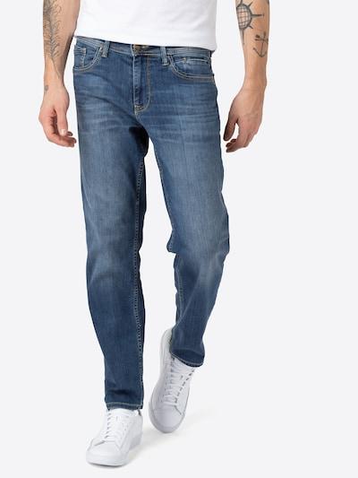 Petrol Industries Jeans i blå, På modell