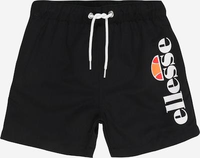 Pantaloncini da bagno 'Bervios' ELLESSE di colore arancione / rosso / nero / bianco, Visualizzazione prodotti