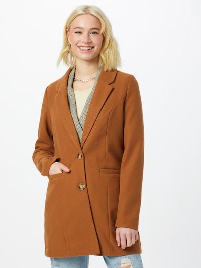 VERO MODA Mantel 'VMDAFNEJANEY' in braun, Modelansicht