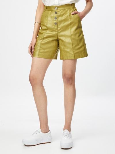 IVY & OAK Kalhoty s puky - rákos, Model/ka