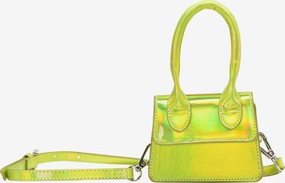 myMo ATHLSR Sporttas in de kleur Neongeel, Productweergave