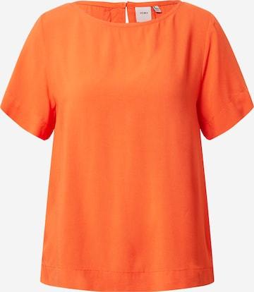 ICHI Bluse 'Main' in Orange