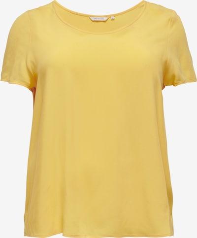 ONLY Carmakoma T-shirt 'Firstly' en jaune clair, Vue avec produit