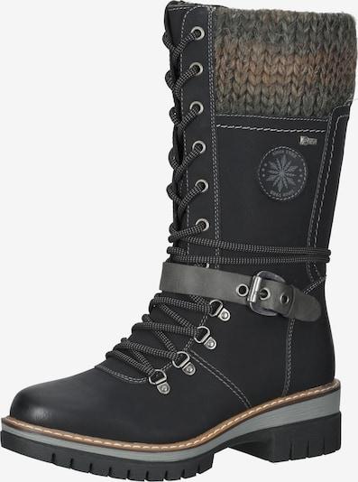 Relife Stiefel in schwarz, Produktansicht