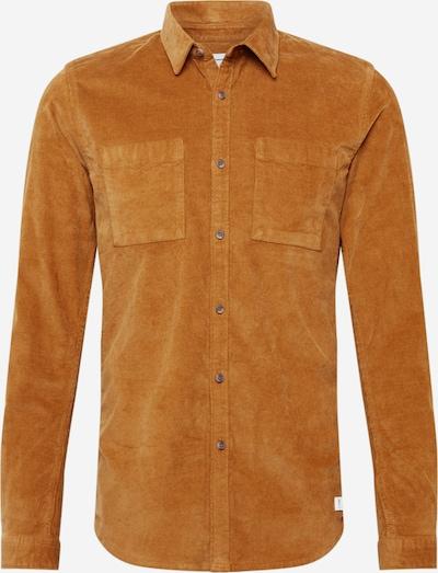 TOM TAILOR DENIM Hemd in cognac, Produktansicht