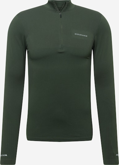 ENDURANCE Sportshirt 'Jaro' in hellgrau / khaki, Produktansicht