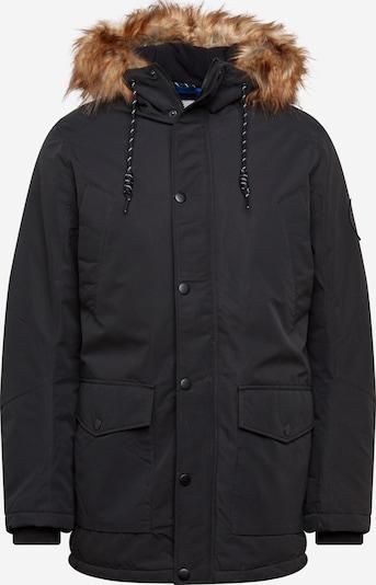 Ilga žieminė striukė iš JACK & JONES , spalva - juoda, Prekių apžvalga