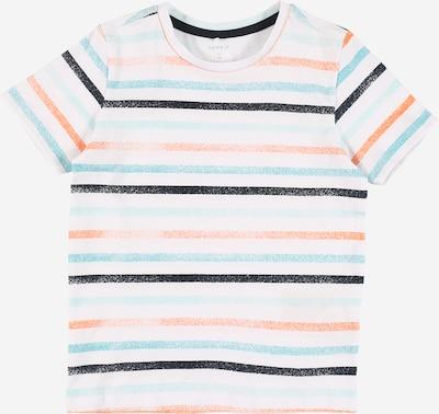 NAME IT T-Shirt 'Fanti' in mischfarben / weiß, Produktansicht