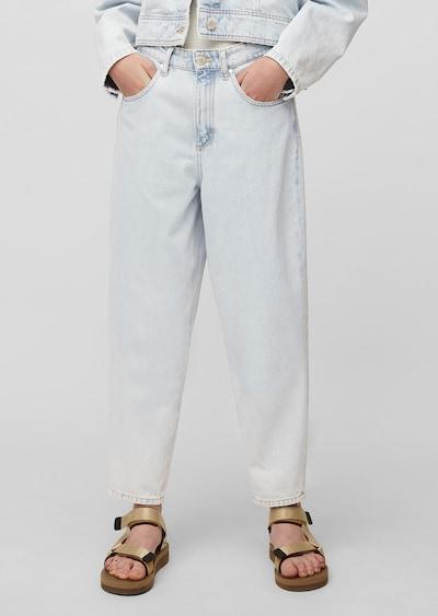 Marc O'Polo DENIM Jeans 'Stine' in azur, Modelansicht