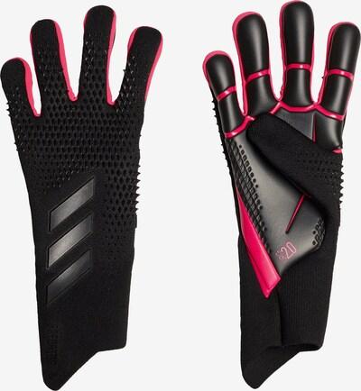 ADIDAS PERFORMANCE Torwarthandschuh 'Predator Pro' in neonpink / schwarz, Produktansicht