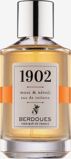 Berdoues Eau de Toilette 'Musc & Neroli' in transparent, Produktansicht
