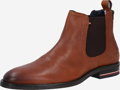 TOMMY HILFIGER Chelsea Boots in cognac, Produktansicht