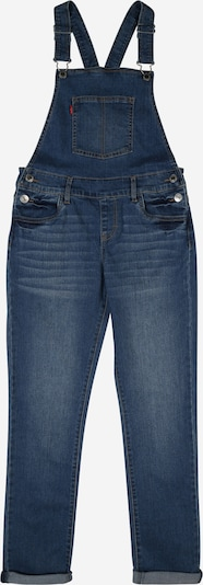 LEVI'S Latzjeans in blue denim, Produktansicht