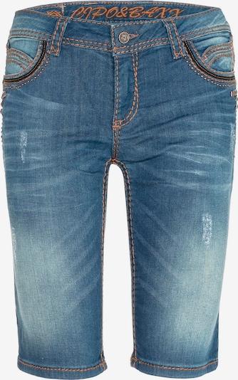 CIPO & BAXX Damen Shorts in blau, Produktansicht