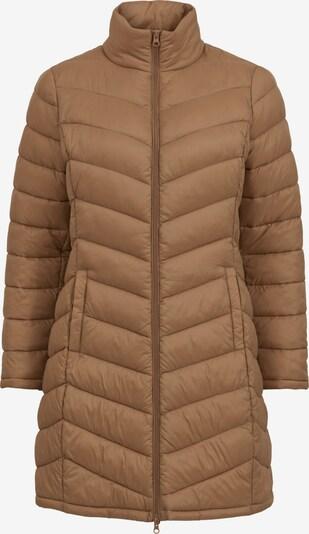 VILA Zimní kabát 'Sibiria' - světle hnědá, Produkt