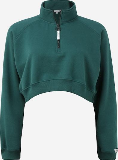 Public Desire Curve Sweatshirt in smaragd, Produktansicht