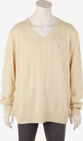 Polo Ralph Lauren Pullover in XXL in creme, Produktansicht