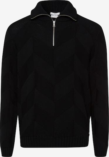 BRAX Pullover 'Steffen' in schwarz, Produktansicht