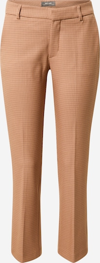 MOS MOSH Spodnie w kant 'Ivana Hanni' w kolorze rdzawobrązowy / jasnobrązowym, Podgląd produktu