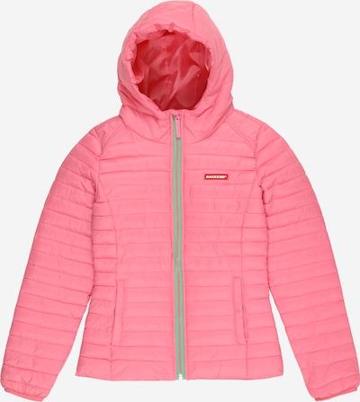 Giacca di mezza stagione 'Cheyenne' Raizzed di colore verde neon / rosa, Visualizzazione prodotti