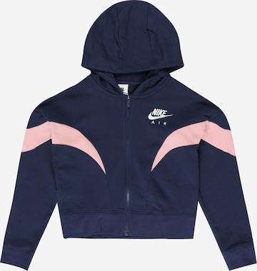 Nike Sportswear Dressipluus, värv sinine