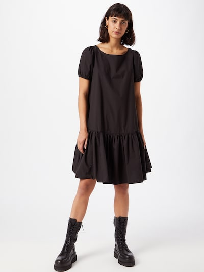 Y.A.S Kleid 'YASDANOLA SS DRESS S.' in schwarz, Modelansicht