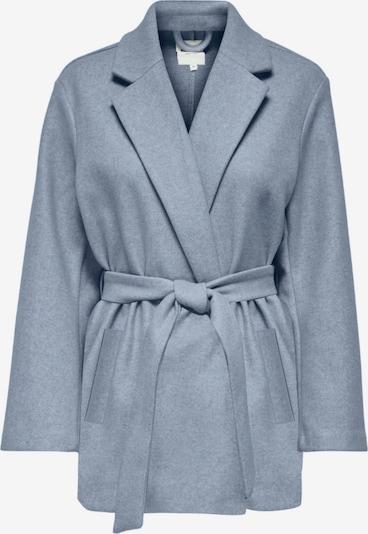 ONLY Manteau mi-saison en bleu violet, Vue avec produit