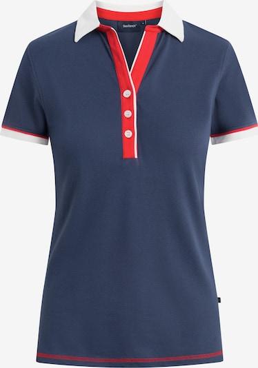 Sea Ranch Shirt 'Enya' in navy / rot / weiß, Produktansicht