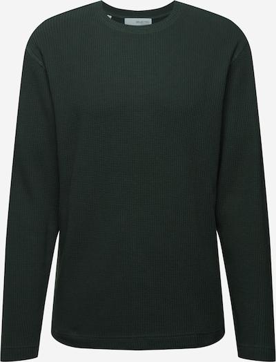 SELECTED HOMME Sweatshirt 'Barts' in smaragd, Produktansicht