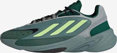 ADIDAS ORIGINALS Sneaker 'Ozelia' in limone / oliv, Produktansicht