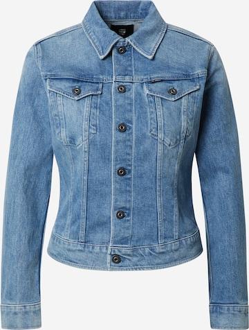 G-Star RAW Between-Season Jacket in Blue