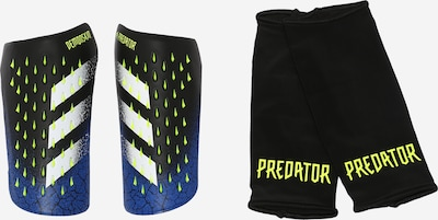 ADIDAS PERFORMANCE Protector 'Predator' in Blue / Neon green / Black / White, Item view