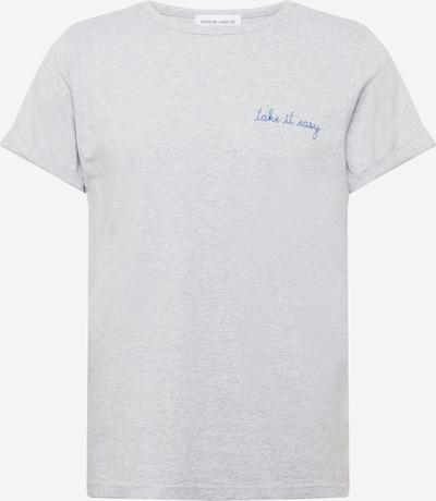 Maison Labiche Shirt 'POITOU' in hellgrau, Produktansicht