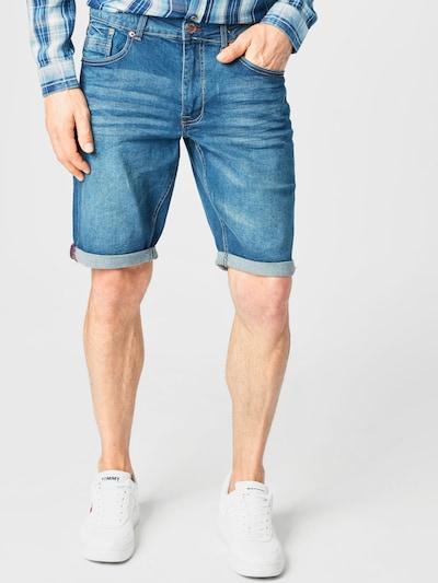 Petrol Industries Jeans 'Bullseye' in blue denim, Modelansicht
