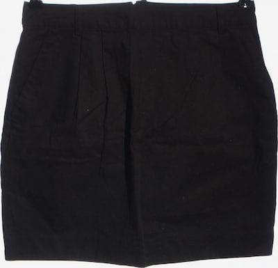 H&M Minirock in S in schwarz, Produktansicht