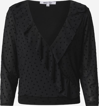 ABOUT YOU Majica 'Anais' u crna, Pregled proizvoda