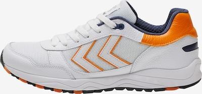 Hummel Sneaker in navy / orange / weiß, Produktansicht