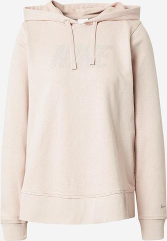rožinė NIKE Sportinio tipo megztinis