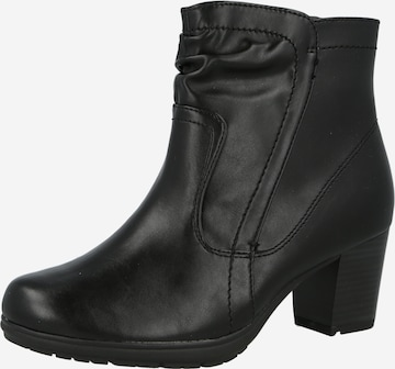 JANA Ankle Boots in Schwarz