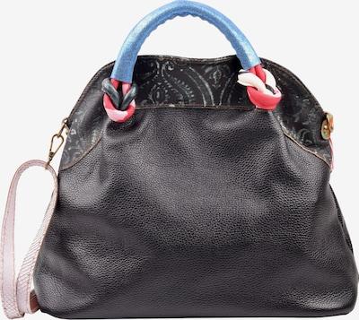 ebarrito Umhängetasche 'T-BAG' in blau / rot / schwarz, Produktansicht
