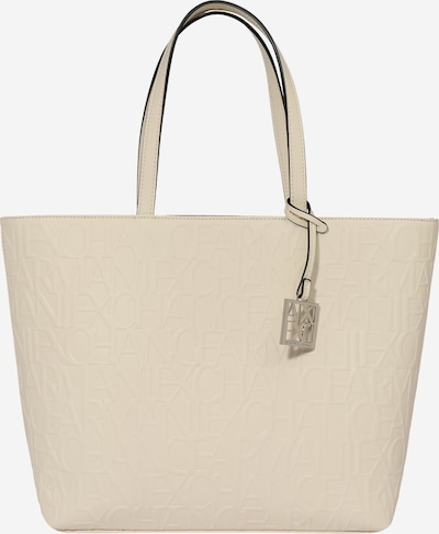 ARMANI EXCHANGE Shopper en blanco, Vista del producto