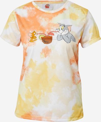 Trendyol T-shirt en mélange de couleurs, Vue avec produit
